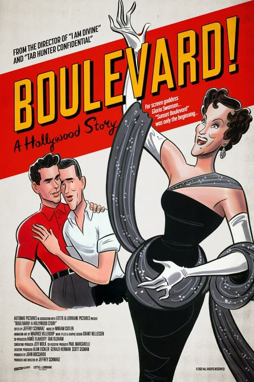 Here page found Boulevard! A Hollywood Story
