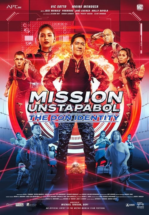 Mission Unstapabol: The Don Identity [2017] Full Movie HD Carltoncinema