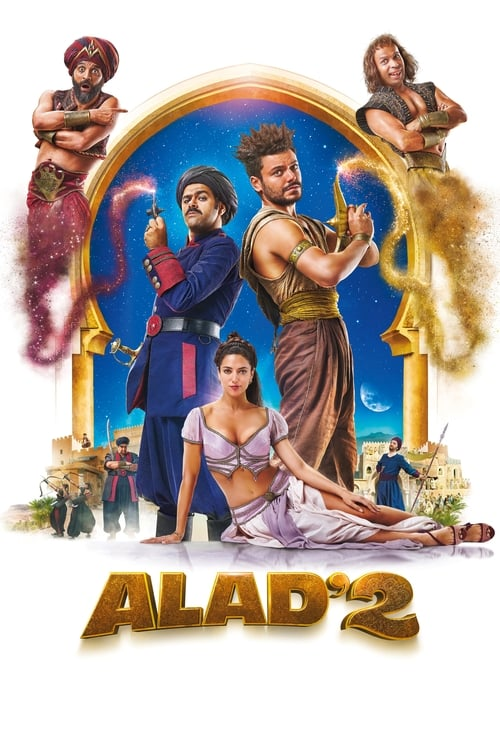 Regardez ↑ Alad'2 Film en Streaming VF