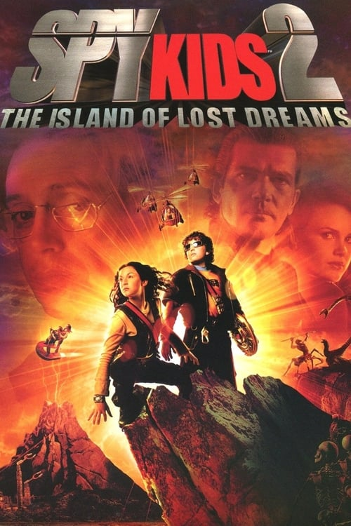Streaming Spy Kids 2: The Island of Lost Dreams (2002) Best Quality Movie