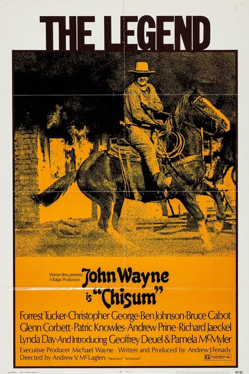 Watch Chisum (1970) Movie Free Online