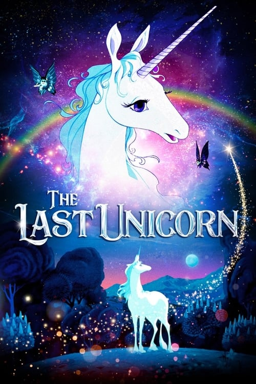 The Last Unicorn - Poster