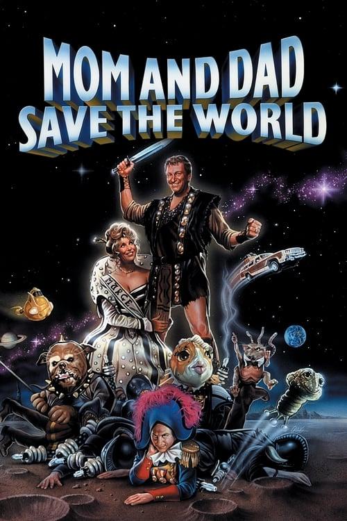 مشاهدة Mom and Dad Save the World خالية تماما