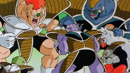 Dragon Ball Z Kai: Season 2 – Episod First Up for the Ginyu Force! Guldo's Time Freeze!