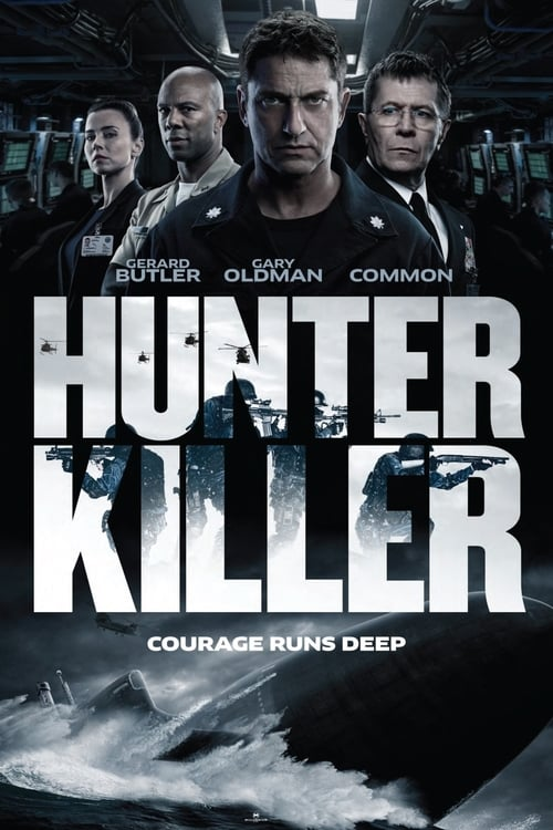 Hunter Killer Streaming VF