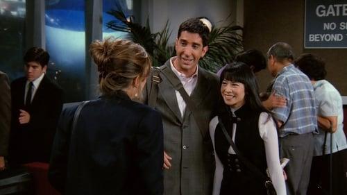 Aquele com a nova namorada do Ross