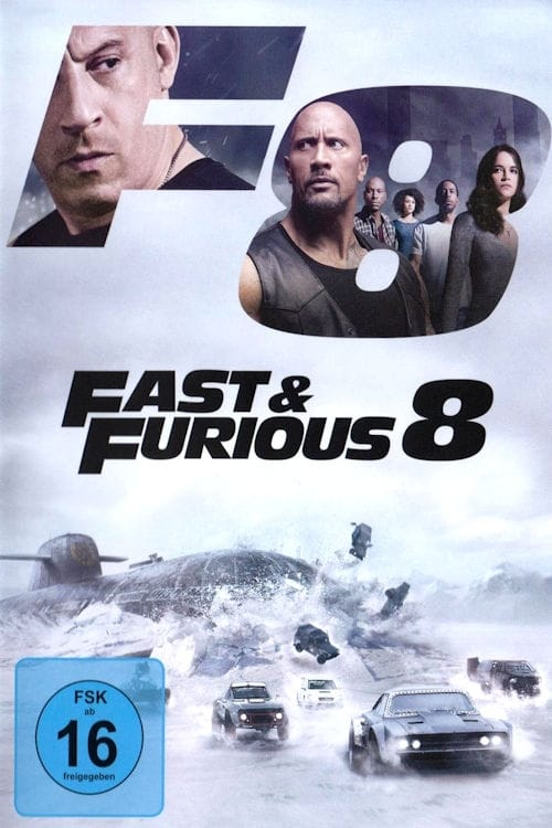 Fast & Furious 8 - Action / 2017 / ab 12 Jahre