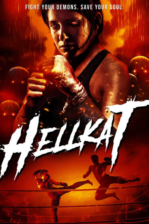 Poster von Hellkat - Fight For Your Soul