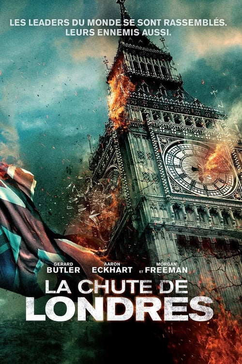[FR] La Chute de Londres (2016) streaming