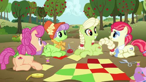 My Little Pony: Friendship Is Magic: Season 3 – Episod Apple Family Reunion