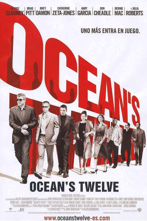 Ocean's Twelve Peliculas gratis