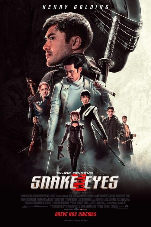 Assistir G.I. Joe Origens: Snake Eyes