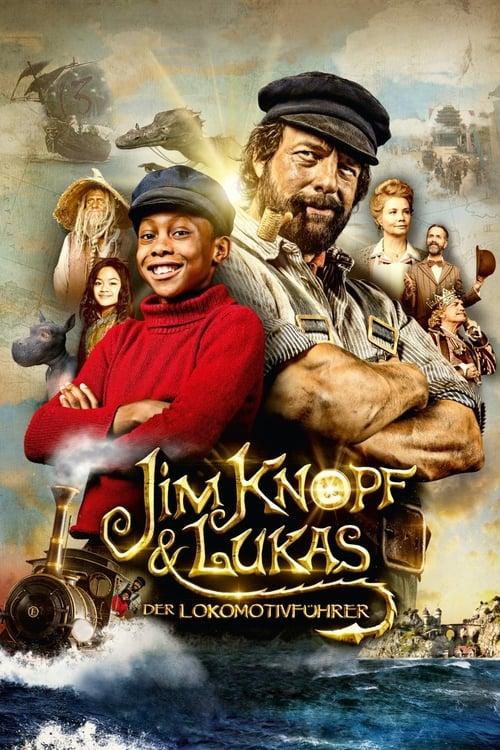 Assistir Jim Knopf e Lucas - O Maquinista