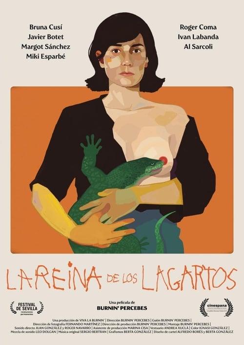 Film La reina de los lagartos Auf Deutsch