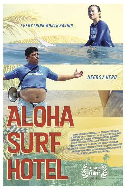Aloha Surf Hotel Poster