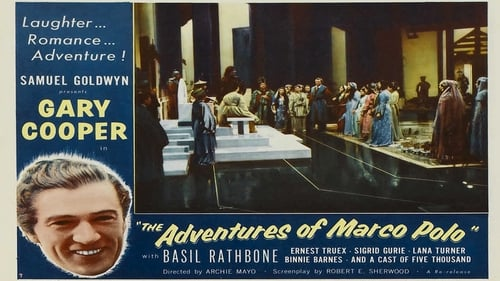 Assistir The Adventures of Marco Polo Online