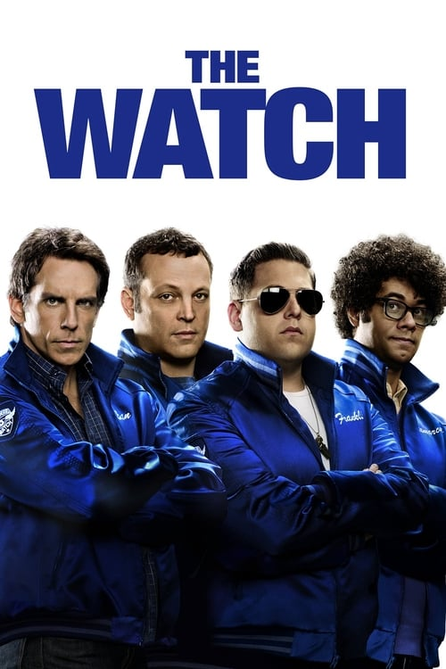 The Watch - Poster