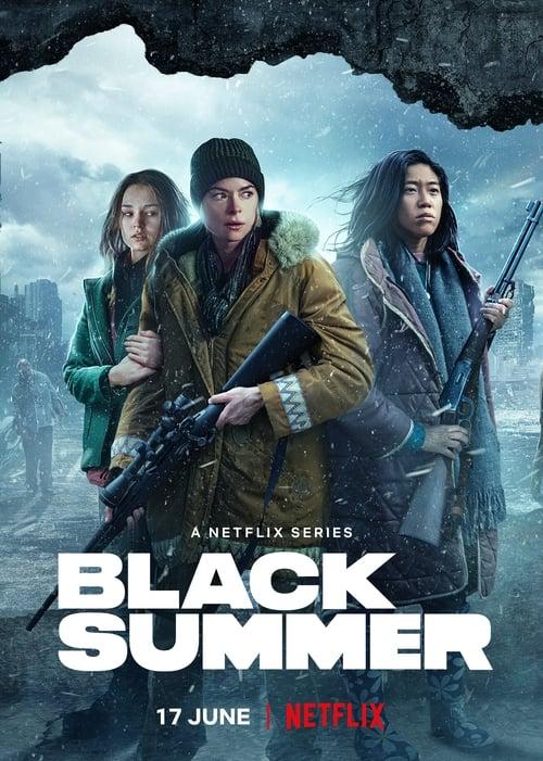 Assistir Black Summer: Todas As Temporadas  - HD 720p Dublado Online Grátis HD