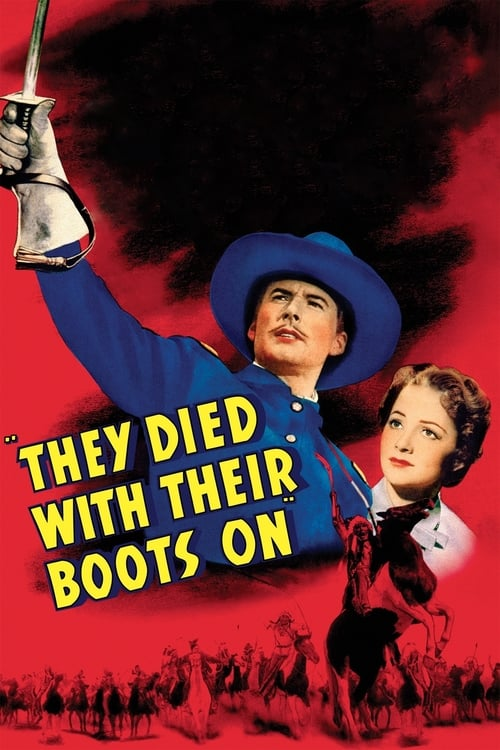 the story behind the movie they died with their boots on Without commercial breaks, the full movie they died with their boots on has a duration of 140 minutes the official trailer can be streamed on the internet you can watch this full movie free with english subtitles on movie television channels, renting the dvd or with vod services (video on demand player, hulu) and ppv (pay per view, netflix).
