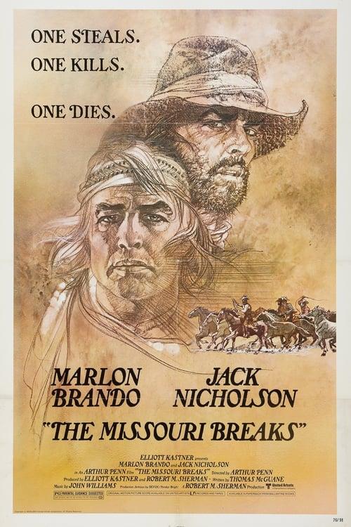 The Missouri Breaks ( Bozgun )