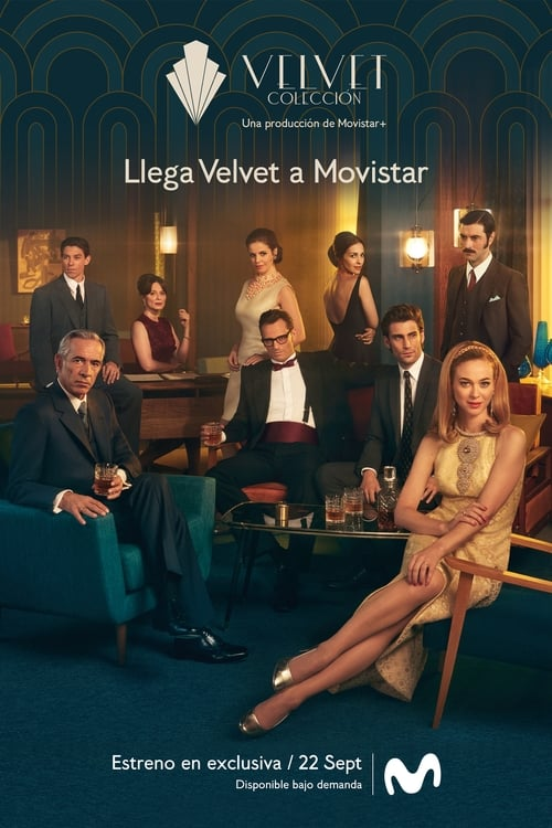 The Velvet Collection: Season 1