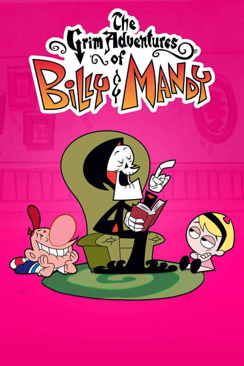The Grim Adventures of Billy and Mandy-Azwaad Movie Database