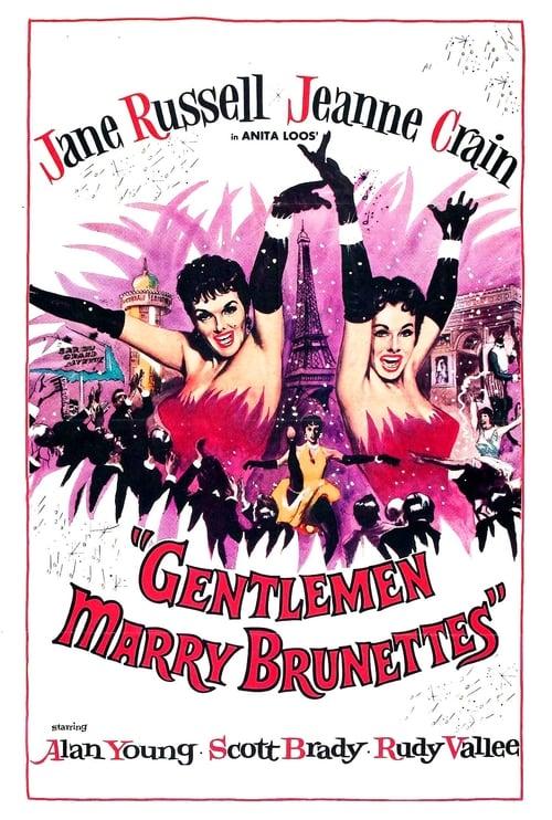 Película Los caballeros se casan con las morenas En Buena Calidad Hd 1080p