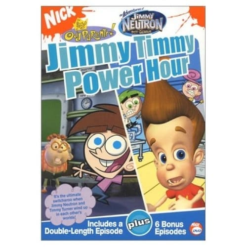 jimmy timmy power hour torrent