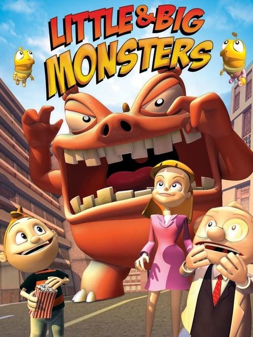 Monstros e Monstrinhos poster