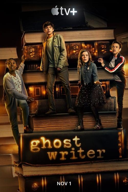 Ghostwriter Poster