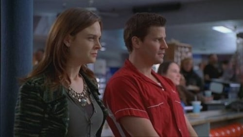 Bones: Season 1 – Episod The Superhero in the Alley