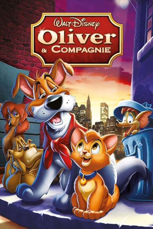 [1080p] Oliver & Compagnie (1988) streaming vf hd
