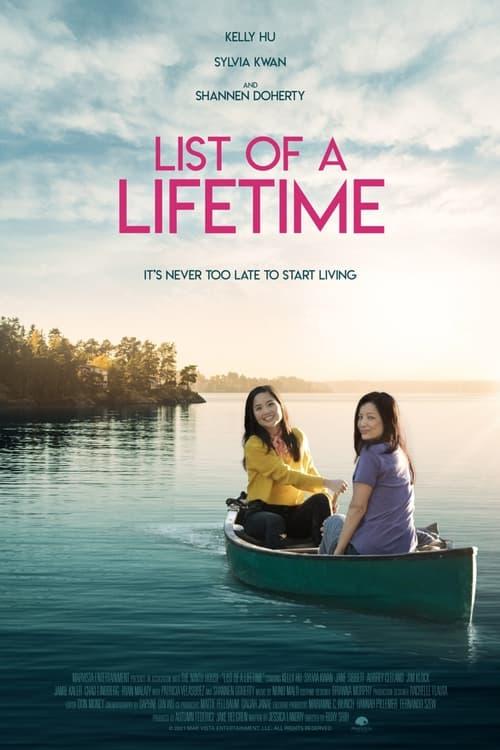 Watch Online List of a Lifetime