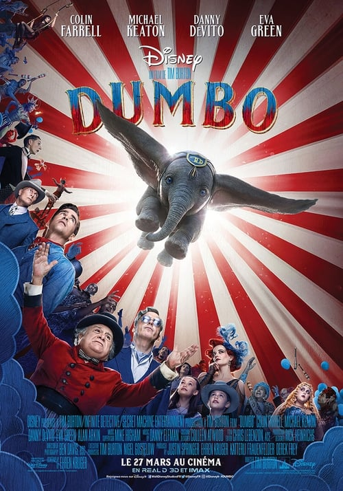 Dumbo Film en Streaming VF VF