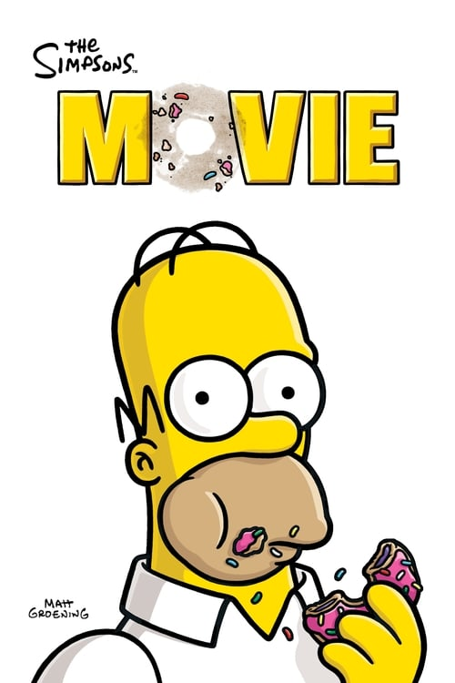 Streaming The Simpsons Movie (2007) Movie Free Online