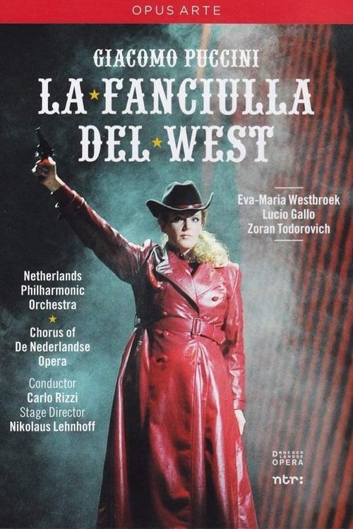 La Fanciulla Del West poster