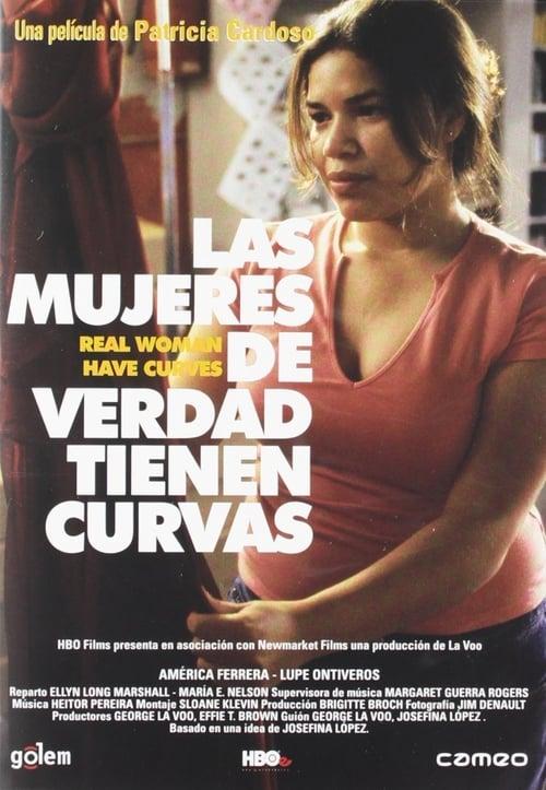 Película Las mujeres de verdad tienen curvas Con Subtítulos En Línea