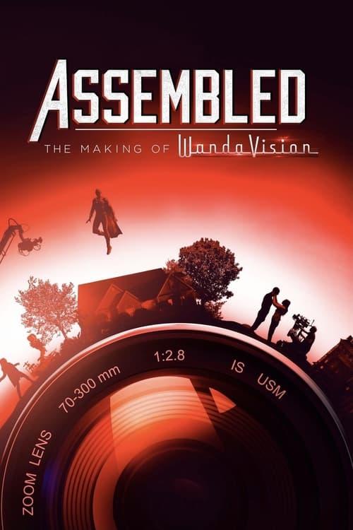 Marvel Studios ASSEMBLED: The Making of WandaVision Free Full