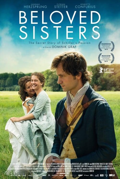 Die geliebten Schwestern Affiche de film