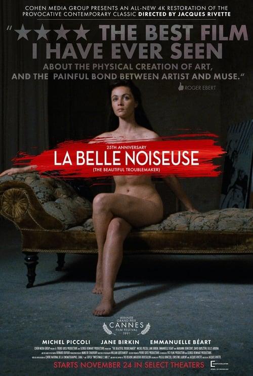 Streaming La Belle Noiseuse (1991) Movie Free Online