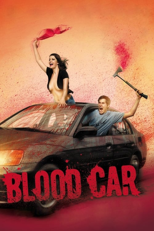 The poster of Blood Car