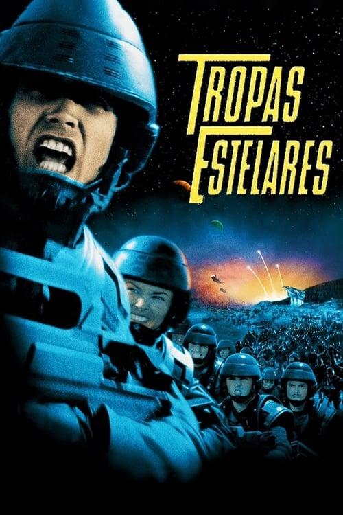 Assistir Tropas Estelares - HD 720p Dublado Online Grátis HD