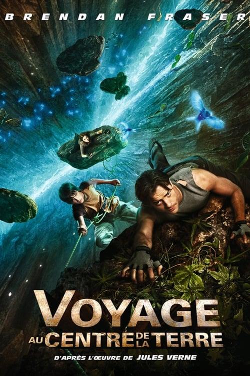 ★ Voyage au centre de la Terre (2008) streaming