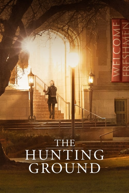 Largescale poster for The Hunting Ground