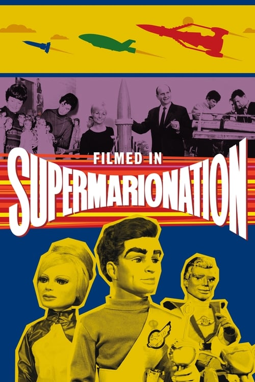 Filmed in Supermarionation - Poster