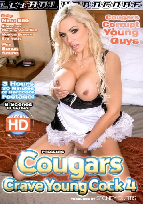 Cougars Crave Young Cock 4