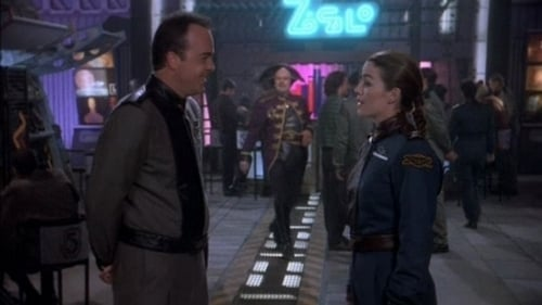 Babylon 5 1994 Youtube: Signs and Portents – Episode Midnight on the Firing Line