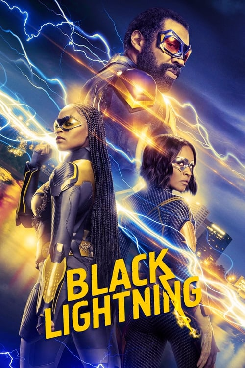 Black Lightning Season 1 Episode 8 : The Book of Revelations
