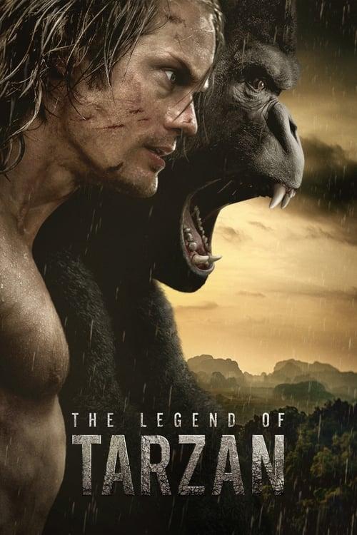 Streaming The Legend of Tarzan (2016) Full Movie