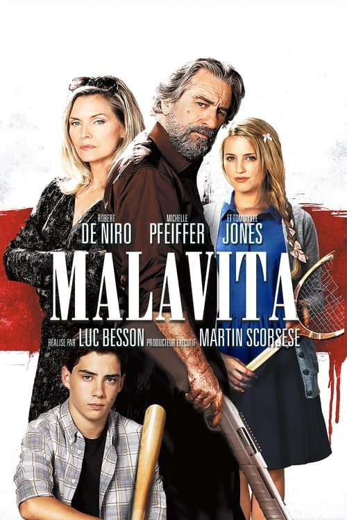 ★ Malavita (2013) streaming vf hd